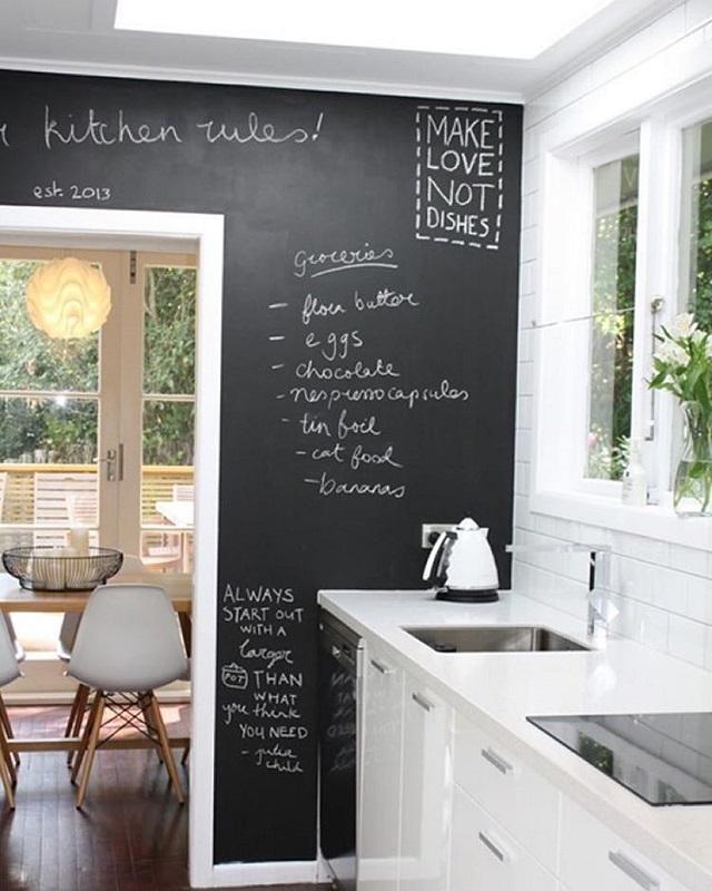 Διακόσμηση κουζίνας με Ιδέες διακόσμησης με στυλ.