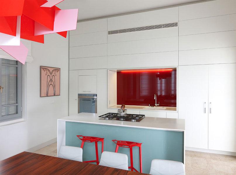 Διακόσμηση κουζίνας με τις πιο έξυπνες ιδέες για τον τοίχο της κουζίνας
