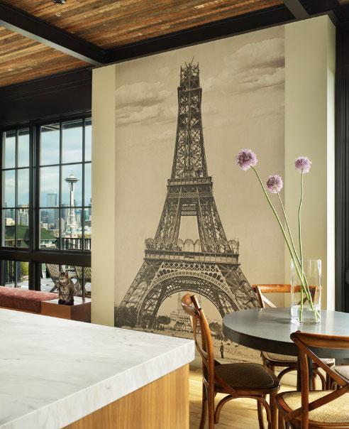 Διακόσμηση κουζίνας με τις πιο έξυπνες ιδέες για τον τοίχο της κουζίνας.