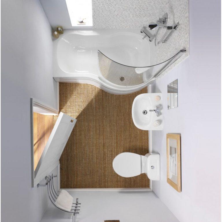 Λευκό μπάνιο.
